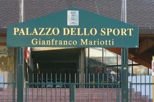 """Palazzetto dello Sport """"G. Mariotti"""""""